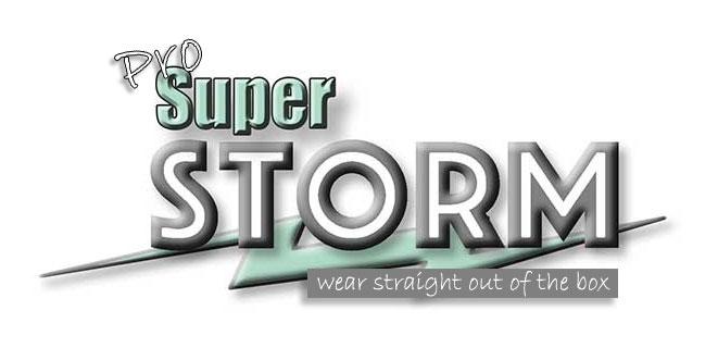 Pro Super Storm Logo